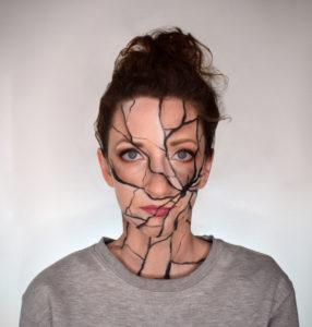 make up szkło