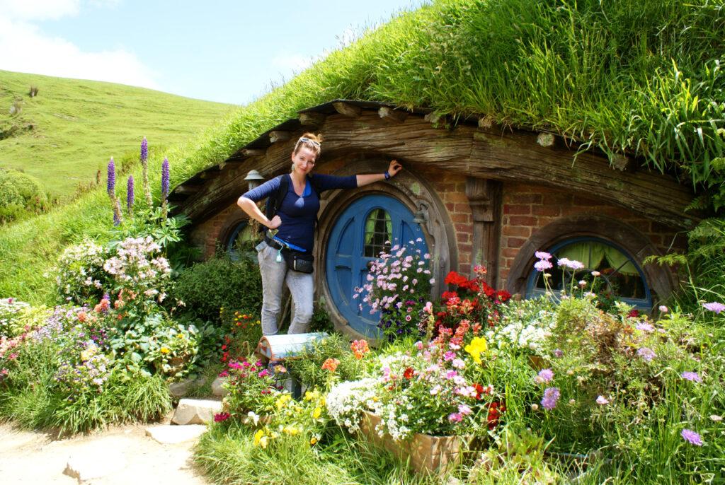 Nowa Zelandia Hobbiton